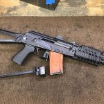 A registered SBR that was built on a Armory USA receiver. We pulled the…