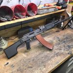A Vepr that was converted RPK74 configuration and folds. A few updates. And a…