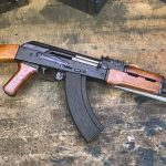 MAK90 to spiker conversion leaving the shop today. These are just cool. And shoot…
