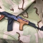 Really nice AIMS clone. Built on a Childers receiver. These rifles have almost no…