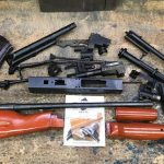 The last IN RANGE inc. rifle of the year. It's a non matching 74…
