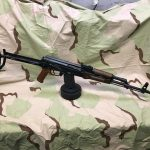 Ok guys here is the Apex/Vickers/IN RANGE inc. giveaway rifle completed. Really nice Polish…
