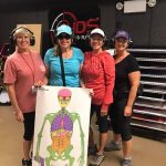Took four great ladies to Buds to shoot some of my machineguns. What a…
