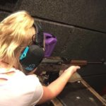 Letting the next generation get a little full auto AK time. Ms