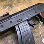 factory East German KKMPI-69 post sample. Nothing more fun that .22 full auto!!!!!! #ak74…