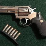 One of three custom revolvers I've built. A combination of a Ruger Security-Six and…