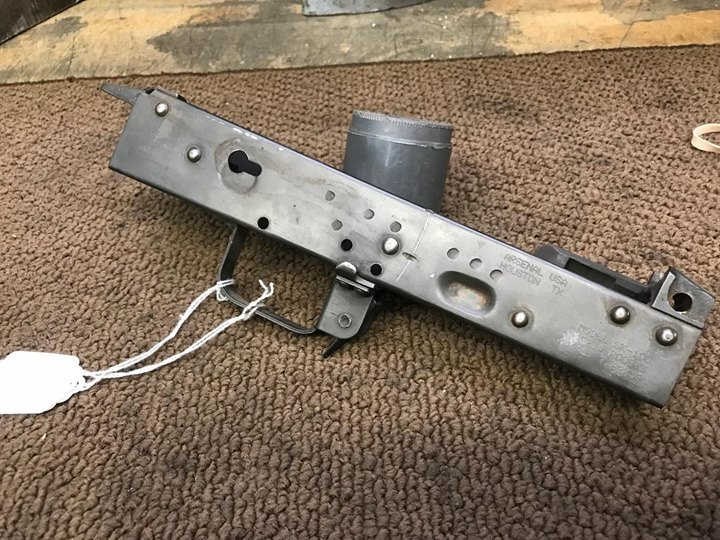My day late for 3 pin Thursday. This is a SA85M Hungarian receiver imported…