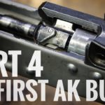 Another video in our series of Ashe's first AK build. Thanks to Jmac Customs…