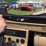 IN RANGE cruising the CYW show in an original 1944 Kubelwagen. This is an…