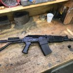 What does IN RANGE do when they can't sleep? Finish and prep a Vepr…