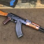 A couple Russian ladies that left today. Childers receivers. Polish barrels. Finished with Russian…