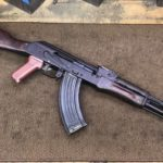 Gorgeous Polish full stock on a Childers receiver. ALG trigger set and Russian Paint.…