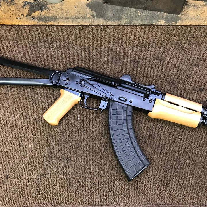 Never been much for Damn!! Nice little carbine that was built from a hodge…