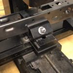 Our standard block letter engraving for your NFA engraving