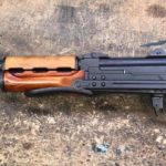 Put a stock on an M92 pistol that was registered as an the little…