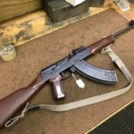 Our shop factory full auto East German .22 AK trainer. Another reference firearm that's…