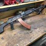 Some RPK 74 action in the shop this week