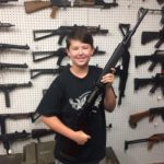 We had a Tiger come in for front sight conversion. Christopher found it. Lol…