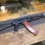 Nice 105 SBR. With a bunch of Russia parts. Remember guys Russian 100 series…