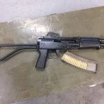 Another reference rifle we have access to. Lada CZ2000 short rifle. We imported two…