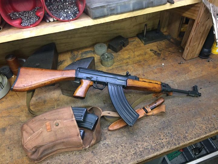 Another reference piece. An original 1963 VZ58. I bought this for years ago at…