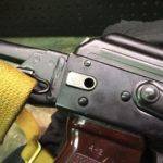 Here we have a registered Short Barreled Rifle. It was built by another gunsmith…
